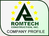 ROMTECH Company Profile