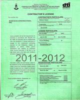 Philippine Contractor's Accreditation Board