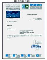 INDEX Certification